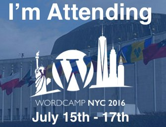 LIMIT8 Design is attending the 2016 NYC WordCamp