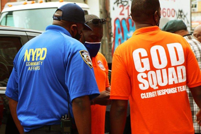 GodSquad community partners