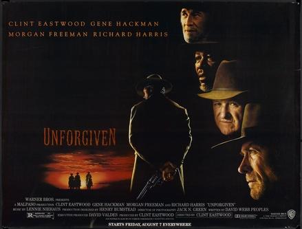 Unforgiven   Subway   Movie Posters   Limited Runs
