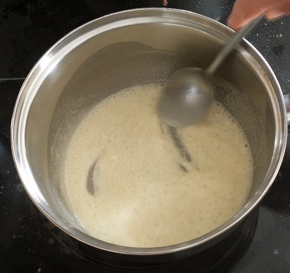 cooking the gluten free flour