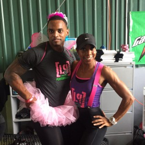 Breast Cancer WOD Limitless CrossFit Barbados