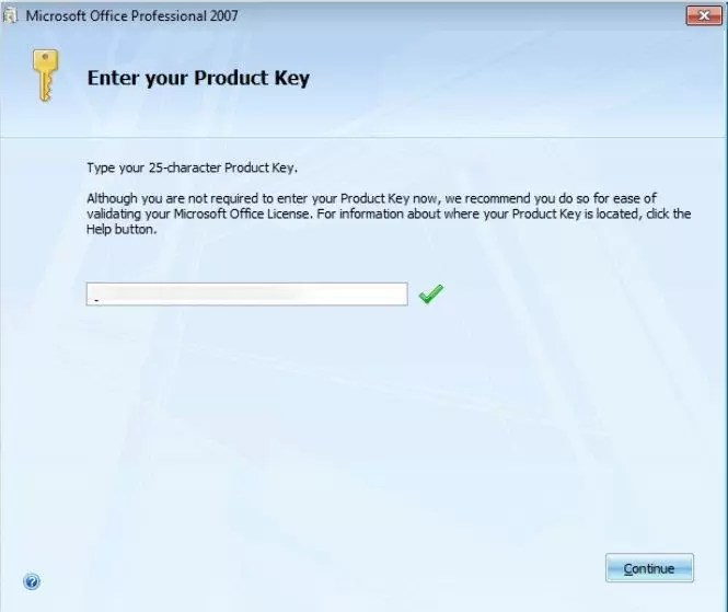 microsoft office 2007 download with product key free full version