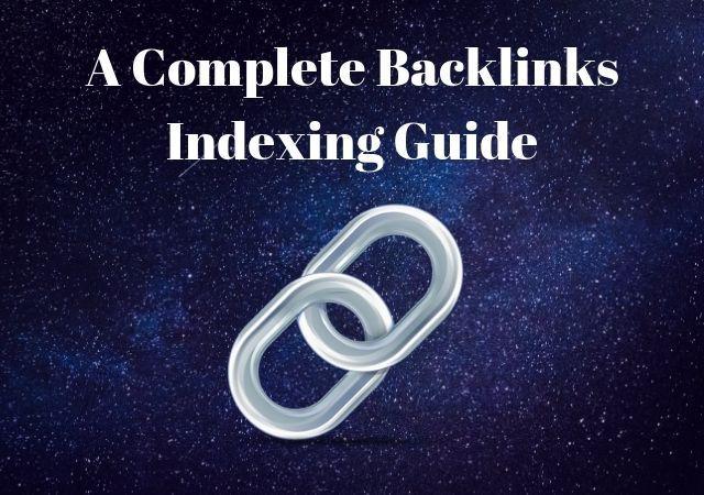 index backlinks fast in Google