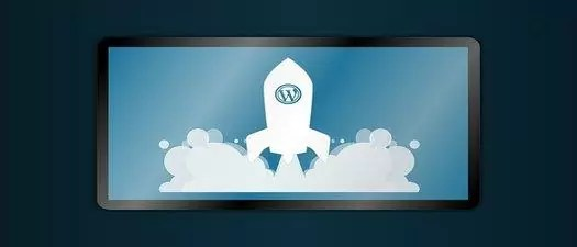 speed up wordpress site