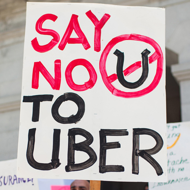 Say No to Uber