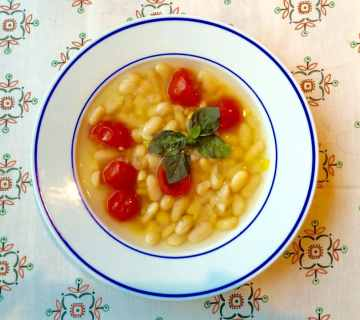 Recipe of Cannellini Summer Soup