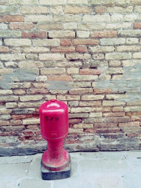 Fire Hydrant, Venice