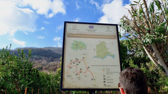 Tenuta di Cannavale Ischia Barano d'Ischia trekking