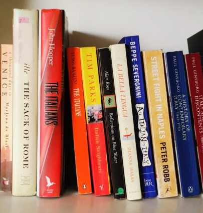 Get a better understanding of Italy and start with these books