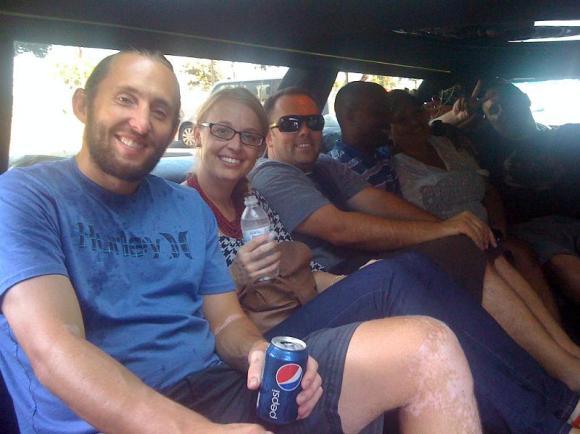 San Diego Limousine Service Brewery Tour