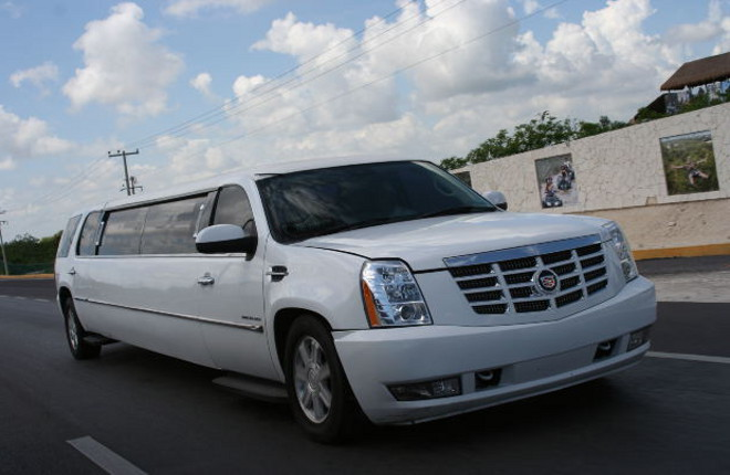Los Angeles and Orange County Cadillac Escalade Limousine
