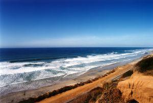 San Diego County Beach City