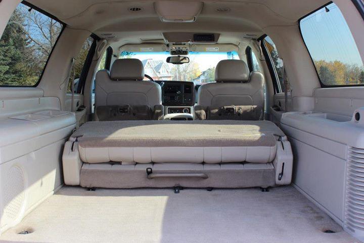 6 Passenger Cadillac Escalade For Rent At Paramount