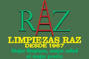 Limpiezas Raz logo