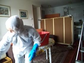 Limpieza especial Diógenes Vaciado viviendas
