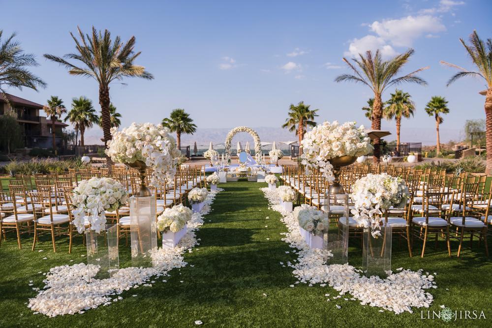 Ritz Carlton Rancho Mirage Wedding Mandana Amp Kirk