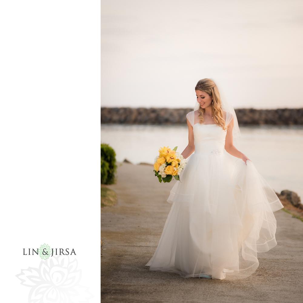 Dana Point Yacht Club Wedding Christine Amp Robert