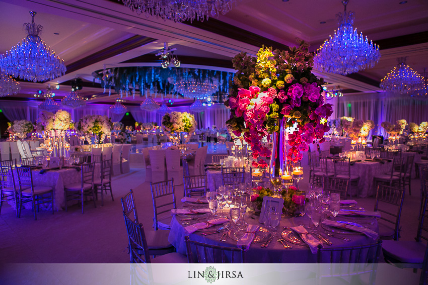 Four Seasons Westlake Village Wedding Reception Rohit