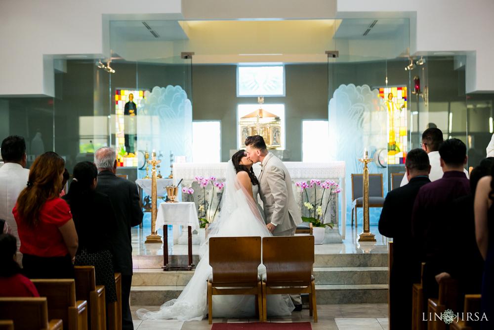 St Peter Chanel Church Wedding Claudia Amp Albert