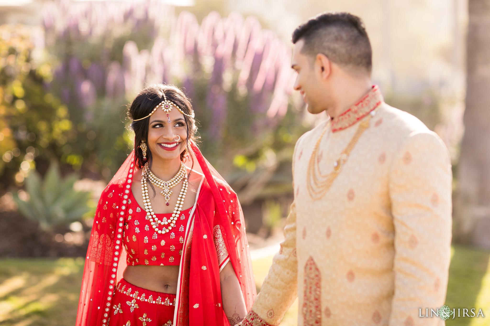 Montage Laguna Beach Indian Wedding Sravya Amp Subir