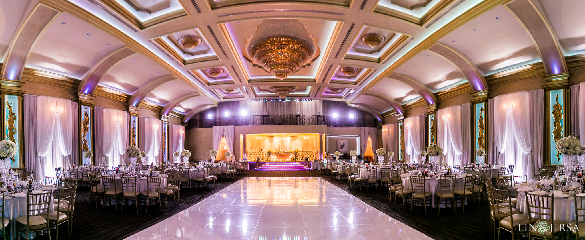 Palladio Banquet Hall Glendale Wedding Marina Amp Raef