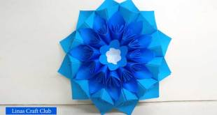How to make Allamanda Paper Flower [#2018 Updated]