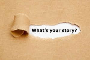 story telling marketing tool