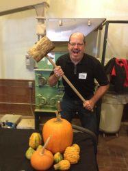 Tim T Pumpkin Beer Quest Winner