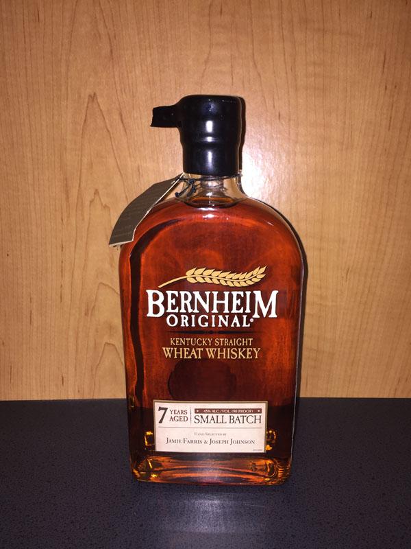 Bernheim Kentucky Straight Wheat Whiskey