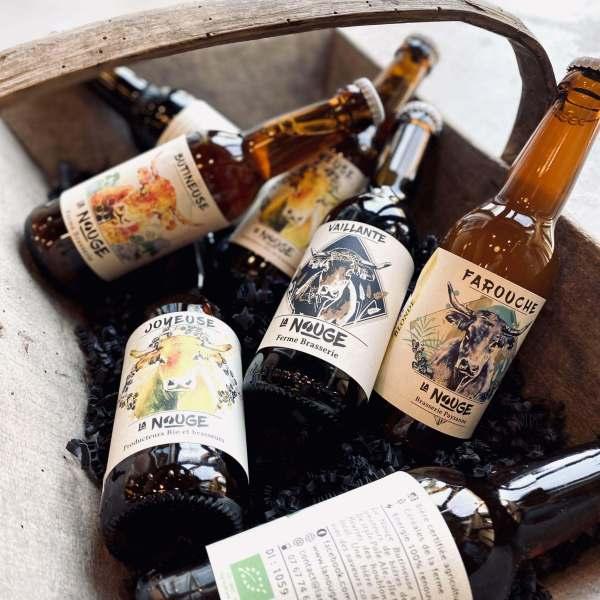 Bière Nouge - 6 Pack