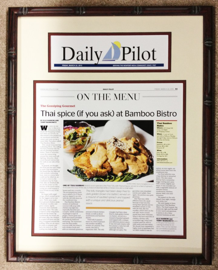 how to frame newspaper article | Frameswall.co