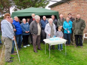 Celebrating 40 years with a picnic