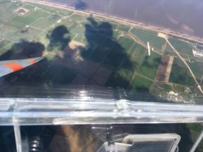 Looking down on KJL