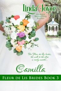 Camilla: Fleur de Lis Brides Book 3