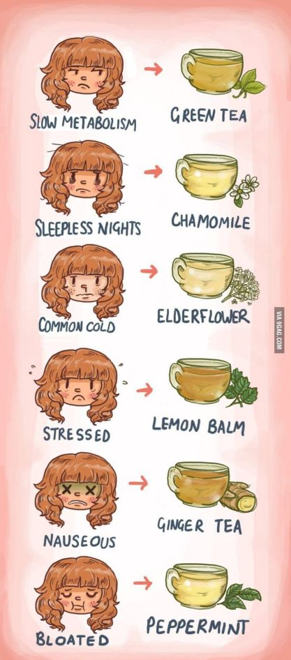 tea and cure
