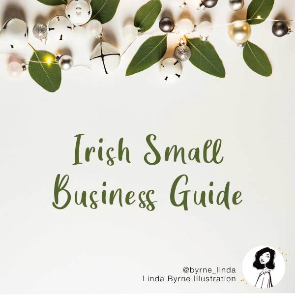 Champion Green, Irish Made Gift Guide, Irish Shop Local, Irish Small Business, Irish Christmas shopping guide, Linda Byrne Illustration