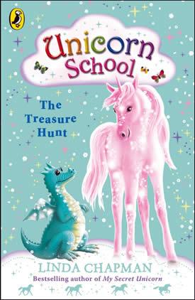 The cover of Unicorn School by Linda Chapman