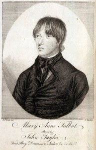 Mary Anne Talbot