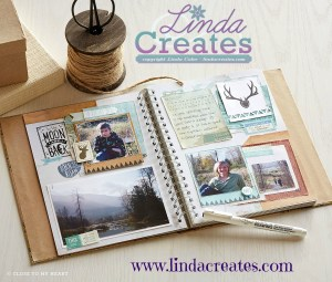 My Crush Wildwood Close To My Heart Linda Creates ~ Linda Caler www.lindacreates.com