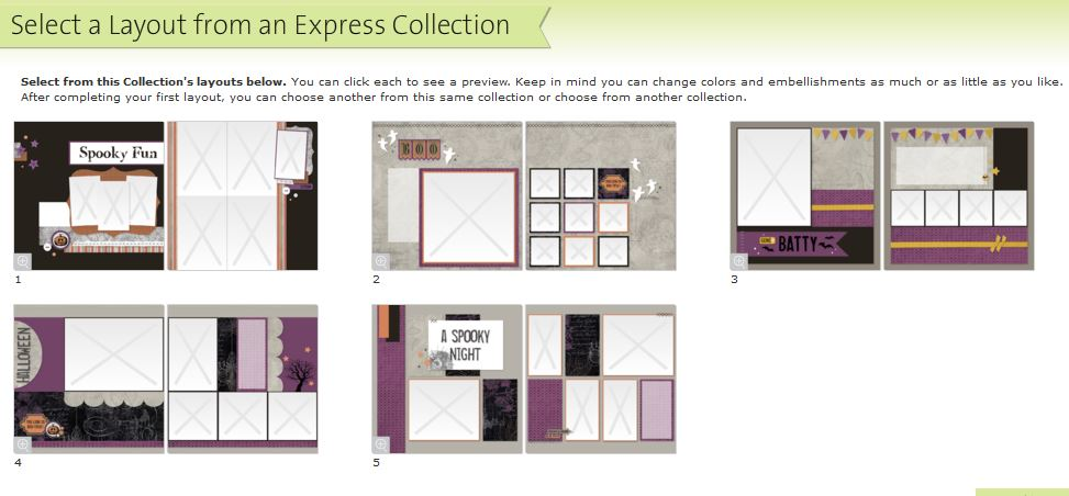 Nevermore Express collection