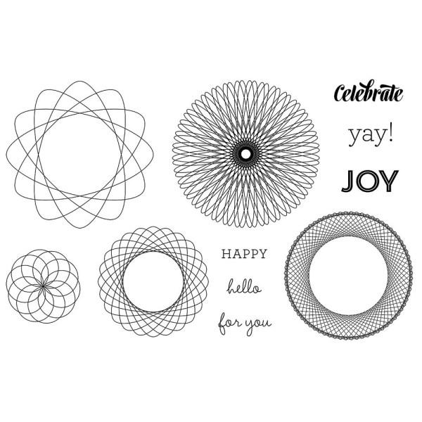 C1610 Dizzy circles