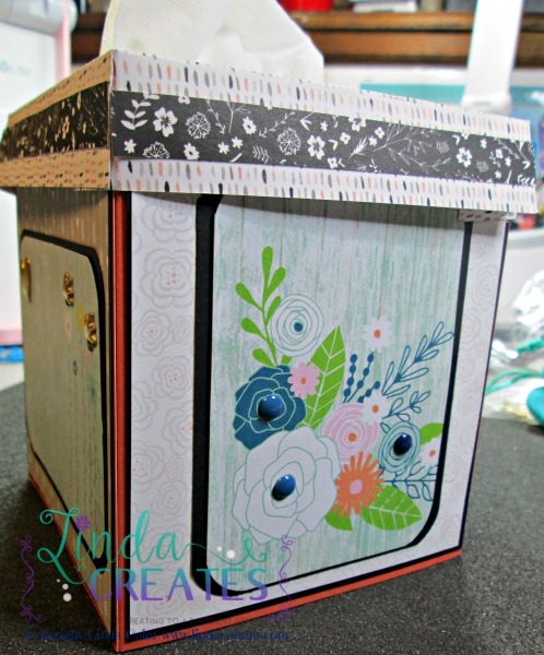 Charlotte Tissue Box f wm