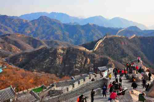 The Great Wall of China | Linda Goes East