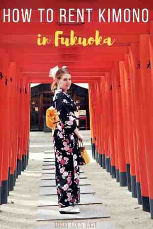 How to Rent Kimono in Fukuoka   Linda Goes East