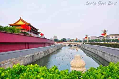 Tiananmen Square | Linda Goes East