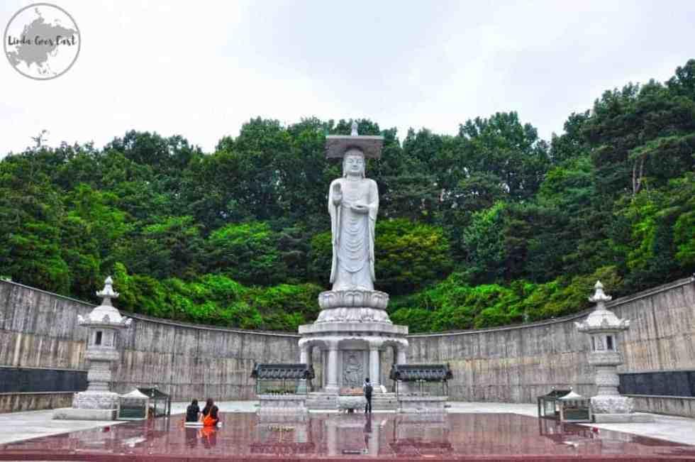 Bongeunsa Temple | Linda Goes East