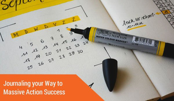 Journaling your Way to Massive Action Success