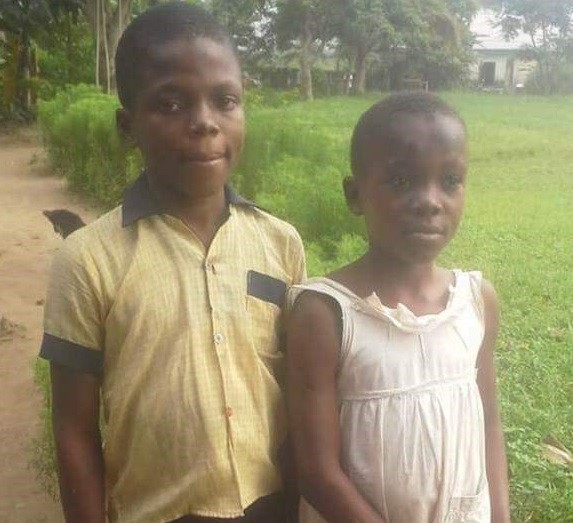 Father chains his two children for six months in Akwa Ibom, tortured them after they were labelled witches by a pastor