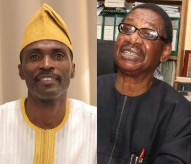 'Professor Itse Sagay's comment sayinghe does not care about Kemi Adeosun's certificate scandalis a big disappointment' - Kayode Ogundamisi
