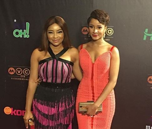 Photos from the 2018 AMVCAnominees cocktail party
